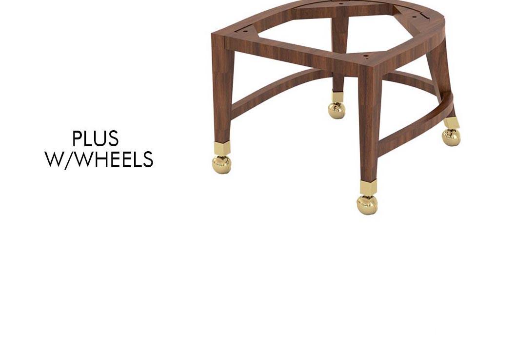 Plus w/wheels