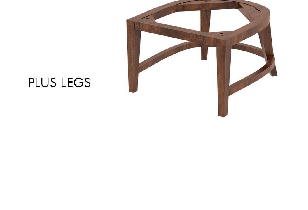 Plus legs