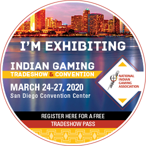 Indian Gaming Tradeshow & Convention 2020